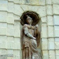 Скульптура Беллона-богиня справедливой войны. (Петропавловская крепость). :: Светлана Калмыкова