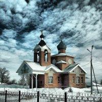 Никольский Храм,г.Горняк,Алтайский край :: Юрий Фёдоров