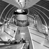 Новая станция подземки :: Alexander