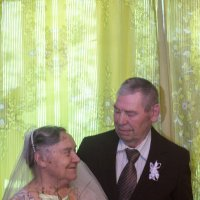 Золотая свадьба. :: Александр Паркинен
