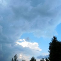Просто небо и облака :: Наталья Пендюк Пендюк