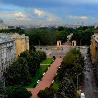 Парк Победы :: Александр Кокоулин