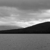 Тучи, горы и вода :: Полина Потапова