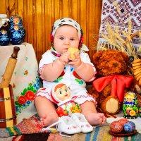 Матрена :: Евгения Мартынова