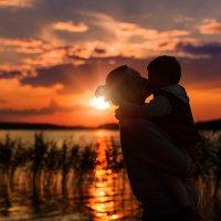 Мама и сын . :: Светлана Салахетдинова