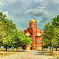 Часовня на бульваре 1 :: Алексей Меринов