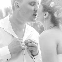 Как жених невесту любит , а невеста жениха :: Наталья