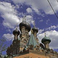 Храм Живоначальной Троицы в Останкине :: Рамиль Хамзин