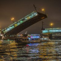 ***Mузыка разводных мостов :: mikhail grunenkov