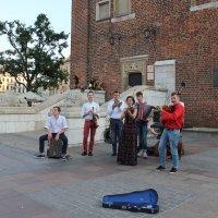 на рыночной площади :: Ольга