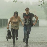 Ох этот дождь :: Дима Пискунов