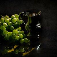 зеленый виноград :: татьяна