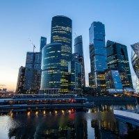Москва-сити :: Софи Гусарова
