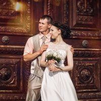 Свадьба Виталия и Софьи :: Андрей Молчанов