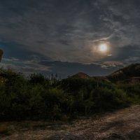 Ночь на меловых горах :: ALEXANDR L