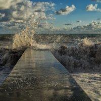 Неспокойно Чёрное море :: Андрей Дворников