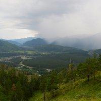 Скоро и здесь будет дождь. :: Валерий Медведев