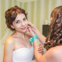 сборы невесты :: Ольга Кошевая