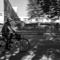 Когда велосипед не только средство передвижения :: Елена Пономарева