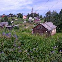 село Нёнокса :: Елена Третьякова