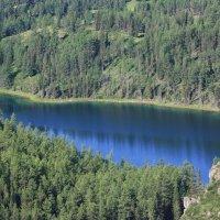 Горное озеро. :: Ирина Королева