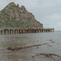 Чёрное море.Гора Карадаг. :: Виктор Евстратов