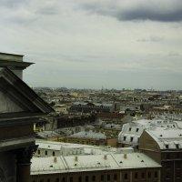 С колоннады Исакия :: Владимир Шустов