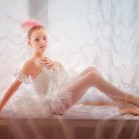 Одетта. :: Ольга Егорова