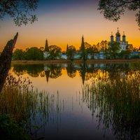 Теряевские пруды, Иосифо-Волоцкий монастырь :: Alexander Petrukhin