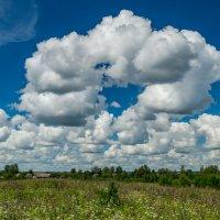 Облачный круг :: Александр Витебский