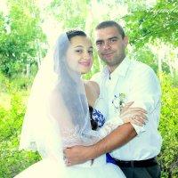 Жених и невеста :: Инна Дегтяренко