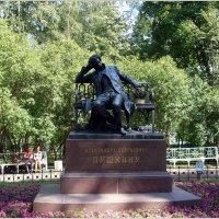 Памятник Пушкину :: ALEX ALEX