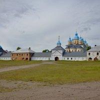Коневский Рождество-Богородичный монастырь :: Константин