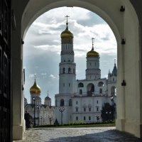 Святыни Кремля :: Валерий Антипов
