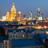 Москва :: Анна Аринова