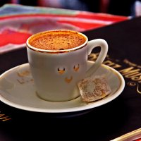 Турецкий кофе :: Лариса Журавлева