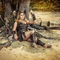Амазонка :: Виктор Седов