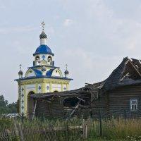 Духовный оазис украсился! :: Андрей Синицын