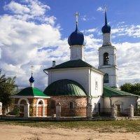 Храм в Касимове. :: Валерий Гудков