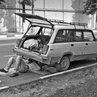Сам себе автомеханик :: Николай Белавин