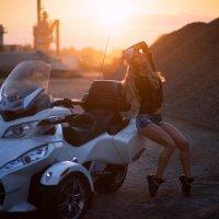 140 в направлении счастья... :: Yana Sergeenkova