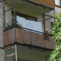 "Балкон ""Согласны на капитуляцию"") :: Галина Бобкина"