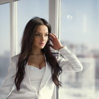 красивая девушка :: Екатерина Волкова