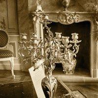 Фрагмент старинного интерьера в стиле барокко :: Татьяна Каримова