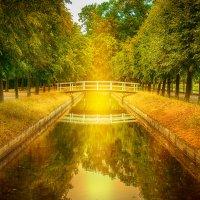 Проплывало солнце под мостом :: Татьяна Каримова