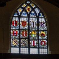 Витражи, Большая церковь, Эдам :: Witalij Loewin