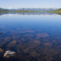 Горное озеро :: Alex AST