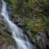 Водопад, Телецкое озеро :: Alex AST