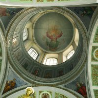 под сводами Храма... :: Алёна Алексаткина