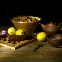 Три лимона. :: Григорий Гурьев